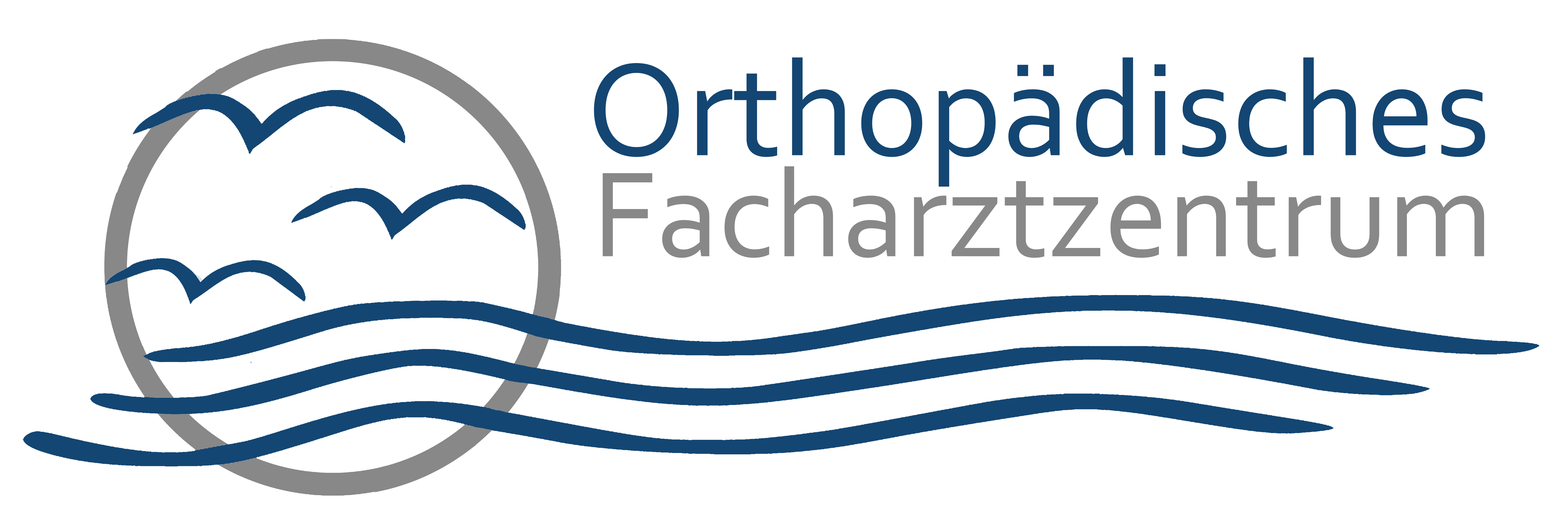 Logo des orthopädischen Facharztzentrums